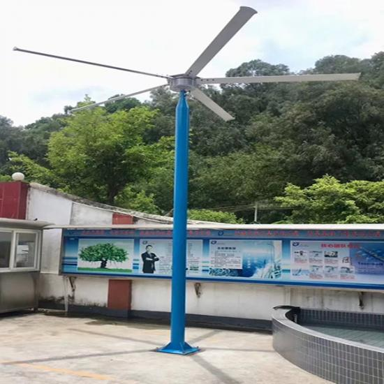 Outdoor Brushless Big HVLS Fans